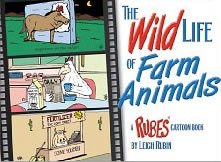 Leigh's cartoon book - Wild Life of Farm Animals