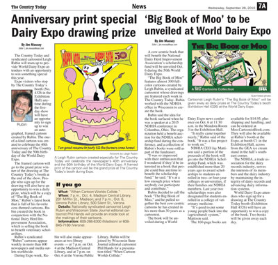 Big Book of Moo unveiled
