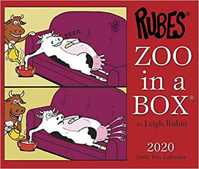 929b98785 Rubes® Calendars, Cartoon Collections, T-shirts and more,